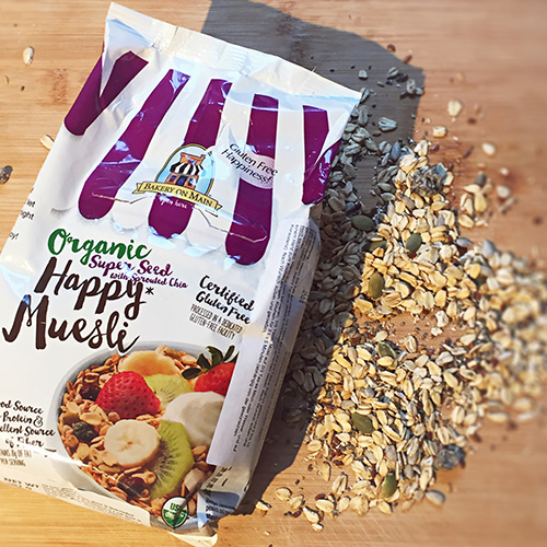Organic Happy Muesli